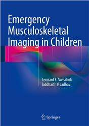 Cover Emergency Musculoskeletal Imaging in Children