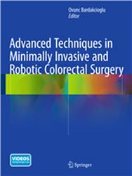 Cover Advanced Techniques in Minimally Invasive and Robotic Colorectal Surgery