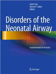 Cover Disorders of the Neonatal Airway