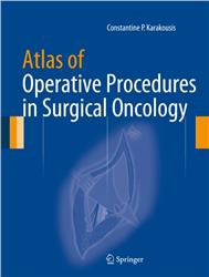 Cover Atlas of Operative Procedures in Surgical Oncology