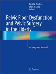 Cover Pelvic Floor Dysfunction and Pelvic Surgery in the Elderly
