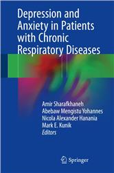 Cover Depression and Anxiety in Patients with Chronic Respiratory Diseases
