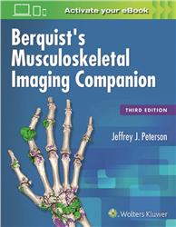 Cover Berquist's Musculoskeletal Imaging Companion