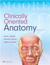 Cover Clinically Oriented Anatomy