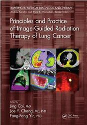 Cover Principles and Practice of Image-Guided Radiation Therapy of Lung Cancer