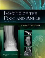 Cover Imaging of the Foot and Ankle