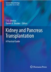 Cover Kidney and Pancreas Transplantation: A Practical Guide