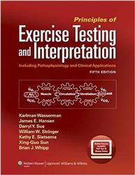 Cover Principles of Exercise Testing and Interpretation