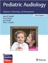 Cover Pediatric Audiology