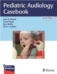 Cover Pediatric Audiology Casebook