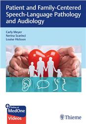 Cover Patient and Family-Centered Speech-Language Pathology and Audiology