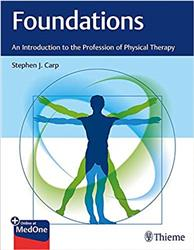 Cover Foundations: An Introduction to the Profession of Physical Therapy