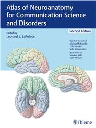Cover Atlas of Neuroanatomy for Communication Science and Disorders