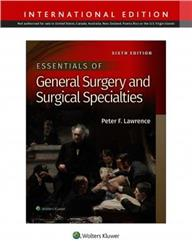 Cover Essentials of General Surgery and Surgical Specialties