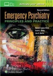 Cover Emergency Psychiatry: Principles and Practice