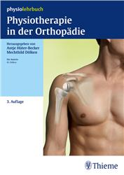 Cover Physiotherapie in der Orthopädie