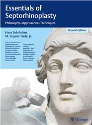 Cover Essentials of Septorhinoplasty