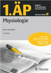 Cover 1. ÄP Physiologie
