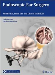 Cover Endoscopic Ear Surgery / with web access