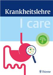 Cover I care Krankheitslehre