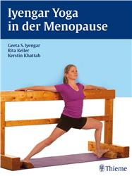 Cover Iyengar Yoga in der Menopause
