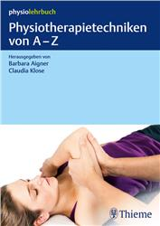 Cover Physiotherapietechniken von A-Z