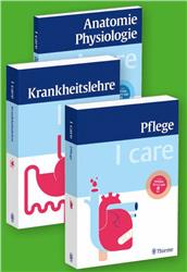 Cover I care LernPaket / 3 Bände