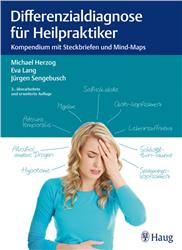 Cover Differenzialdiagnose für Heilpraktiker