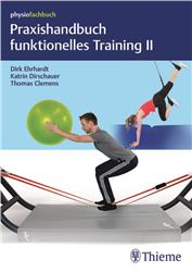 Cover Praxishandbuch funktionelles Taining - physiofachbuch