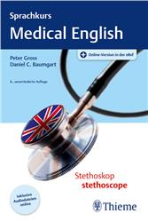 Cover Sprachkurs Medical English