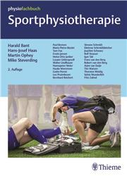 Cover Sportphysiotherapie