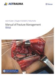 Cover Manual of Fracture Management - Wrist