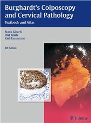 Cover Burghardt's Colposcopy and Cervical Pathology