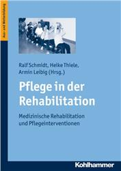 Cover Pflege in der Rehabilitation