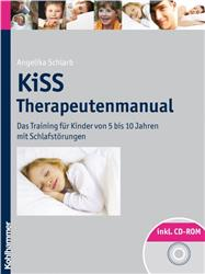 Cover KiSS - Therapeutenmanual / mit CD-ROM