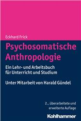 Cover Psychosomatische Anthropologie