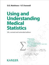 Cover Using and Understanding Medical Statistics