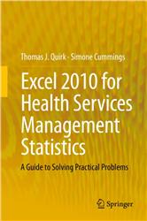 Cover Excel 2010 for Health Services Management Statistics
