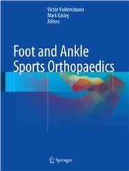 Cover Foot and Ankle Sports Orthopaedics