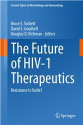 Cover The Future of HIV-1 Therapeutics