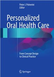Cover Personalized Oral Health Care