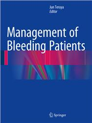 Cover Management of Bleeding Patients