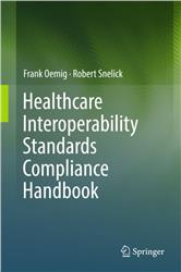 Cover Healthcare Interoperability Standards Compliance Handbook