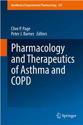 Cover Pharmacology and Therapeutics of Asthma and COPD