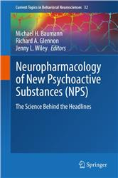 Cover Neuropharmacology of New Psychoactive Substances (NPS)