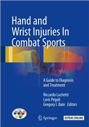 Cover Hand and Wrist Injuries In Combat Sports