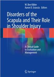 Cover Disorders of the Scapula and Their Role in Shoulder Injury