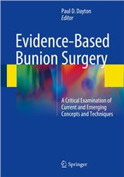 Cover Evidence-Based Bunion Surgery