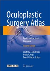 Cover Oculoplastic Surgery Atlas