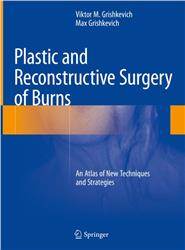 Cover Plastic and Reconstructive Surgery of Burns